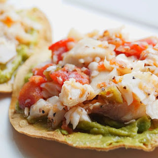 #3. Grilled Fish Tostadas