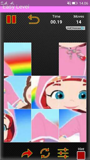 Susun Gambar Rainbow  screenshots 3