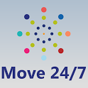 Move 24/7 - Moving & Delivery icon