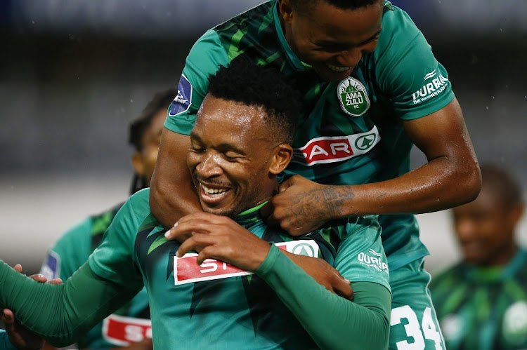 AmaZulu notched their sixth win from seven unbeaten matches keeping themselves in the DStv Premiership title race.