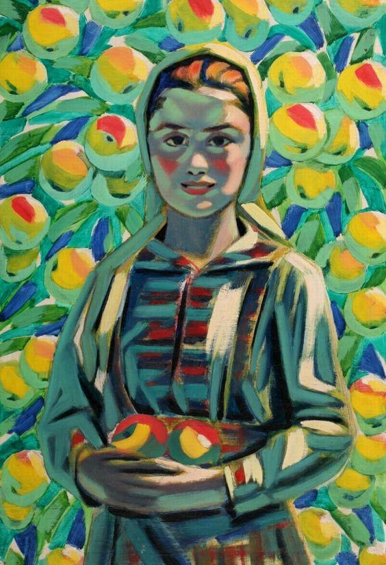 Vladimir Dimitrov - Maystora (1882-1960) - Untitled