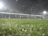 """Un tout premier match pro en Europe ... dans la neige du Mambourg : """"Pas une excuse"""""""