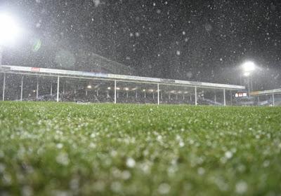 La Pro League va réfléchir à des règles plus strictes pour les matches sous la neige