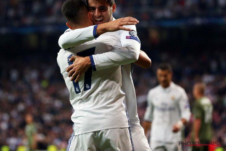 Real Madrid met een demonstratie, nog vier teams kunnen de 1/8e finales al ruiken ...