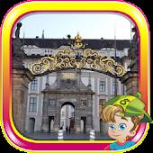 Escape From Prague Castle