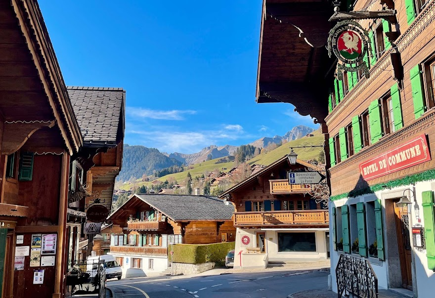 A Guide To The Swiss Village Of Rougemont