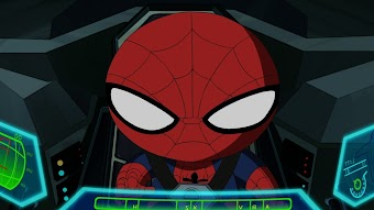 Itsy Bitsy Spider-Man