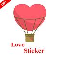 Romantic Love Stickers for Whatsapp - WAStickerApp icon