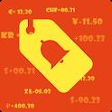 Price monitor icon