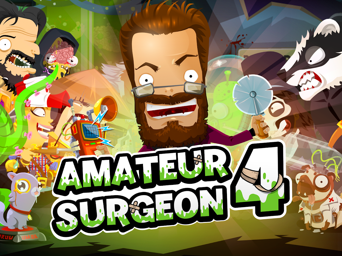 Amateur Surgeon 4 – скрыншот
