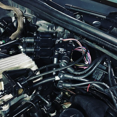 New individual coil-near-plug ignition system from Boost Crew