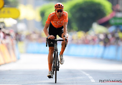 CCC haalt twee renners uit Tirreno-Adriatico na positieve coronatest