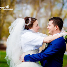 Wedding photographer Anastasiya Volodina (VNastiaP). Photo of 01.03.2016