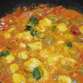 Gnocchi with Thai Tomato-Curry Sauce