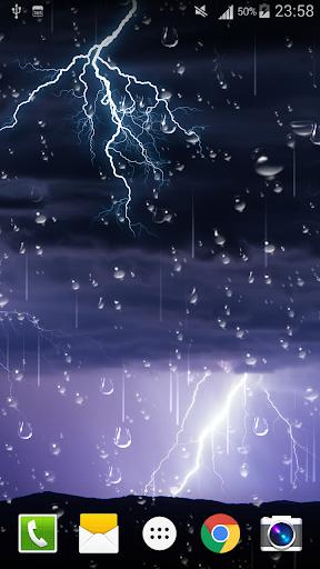 Thunder Storm Live Wallpaper screenshot 7