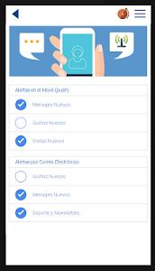 QueContactos Dating in Spanish screenshot 4