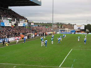 Photo: 26/12/11 v Plymouth Argyle (Football League Div 2) 2-3 - contributed by Richard Panter