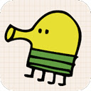 Doodle Jump Unblocked In Browser Icon
