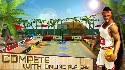 沙滩篮球投篮王
