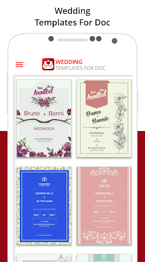 Wedding Card Maker Marriage Invitation Cards App Report On