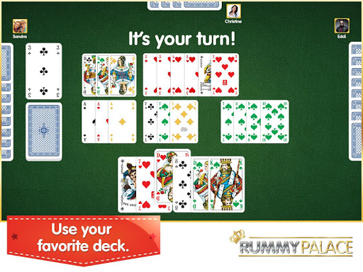 Rummy (Free, no Ads)  screenshots 4