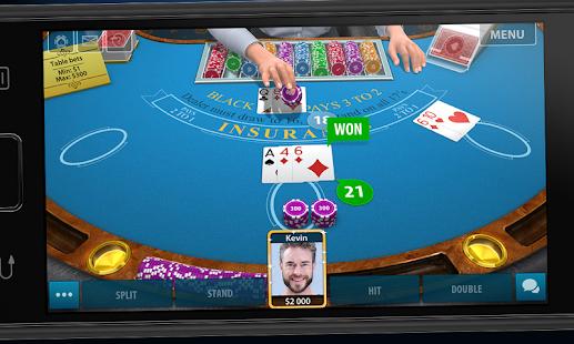 how to win online casino blackjack