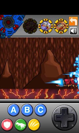 Transform Dino Robot - General Mobilization  screenshots 5