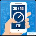 Internet booster 4G 3G prank icon