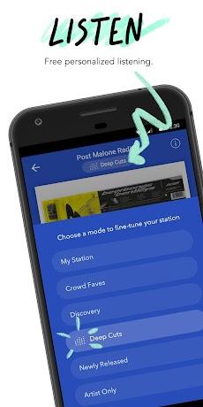 Pandora - Streaming Music, Radio & Podcastsのおすすめ画像1