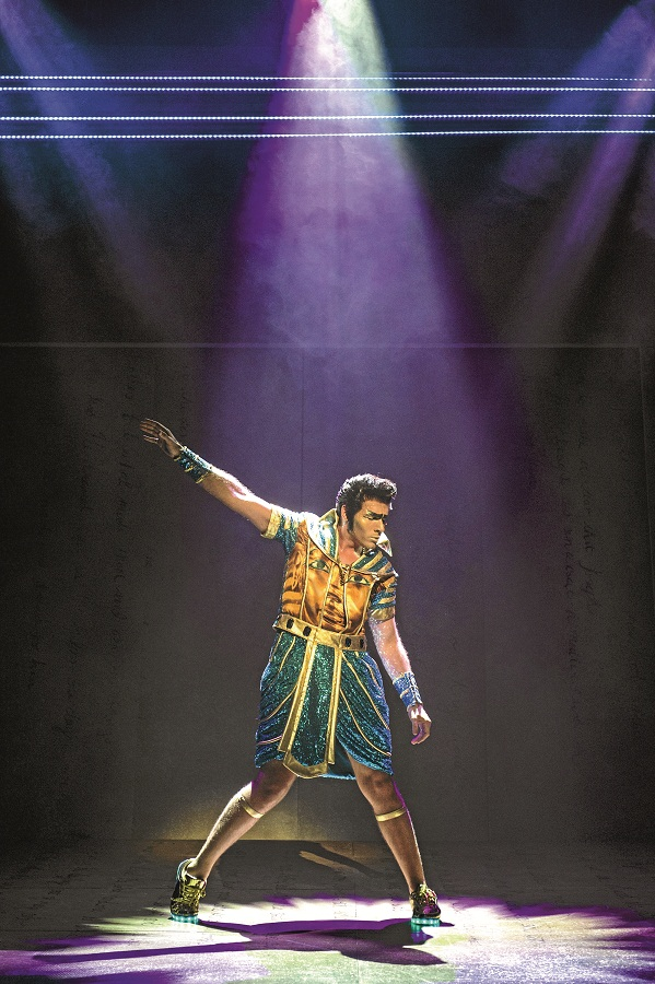 Joseph and the Amazing Technicolour Dreamcoat. Simple story, lively telling. Picture: SUPPLIED