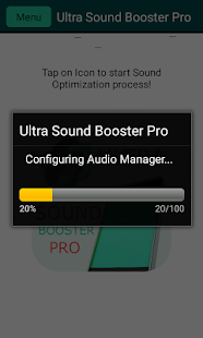 Ultra Sound Booster Pro Screenshot
