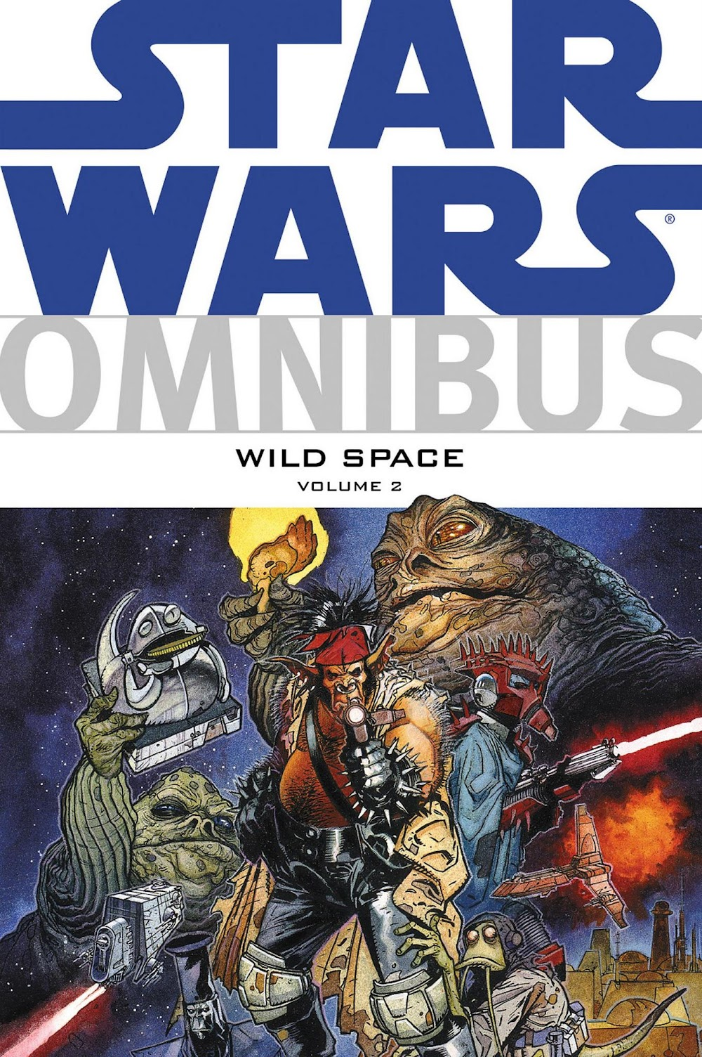 Star Wars Omnibus - Wild Space Vol.2 (2013)