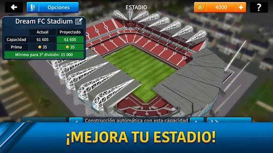 Dream League Soccer Apk 5