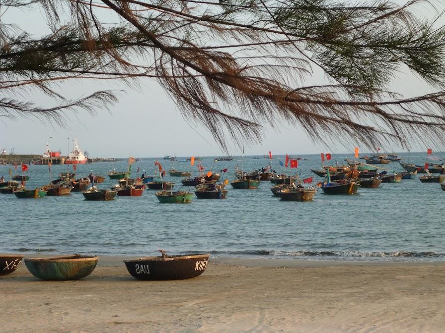 Biển Đà Nẵng tết 2014
