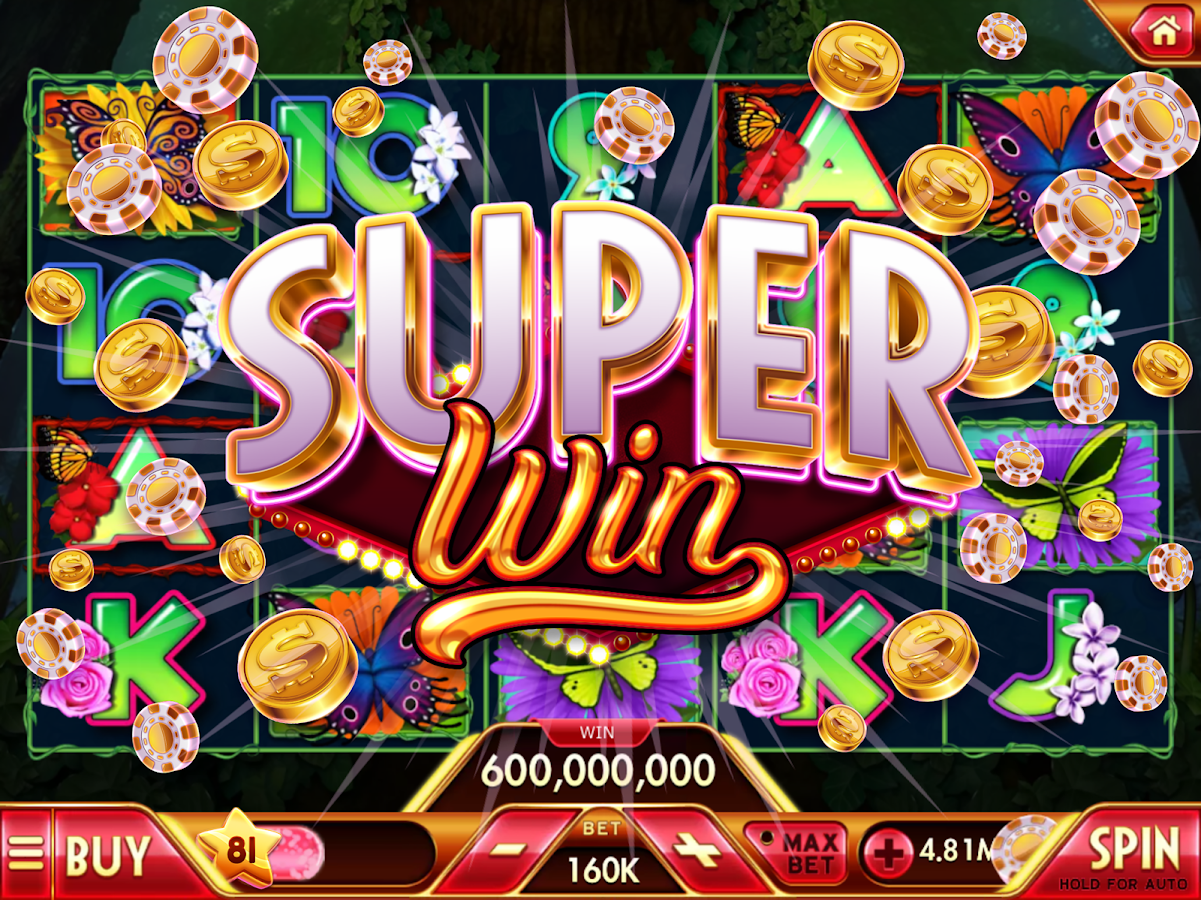 Work for Super Lucky