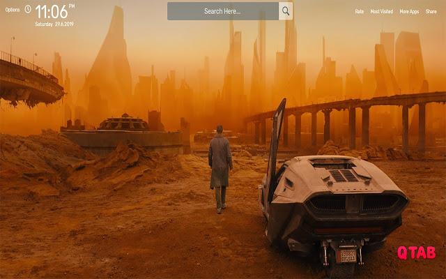 Blade Runner 2049 Wallpapers Hd Theme