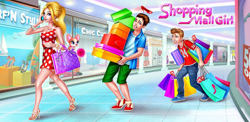 Shopping Mall Girl - Dress Up & Style Game game (apk) free download for Android/PC/Windows screenshot