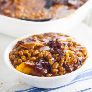 Homemade Baked Beans With Bacon Recipes
