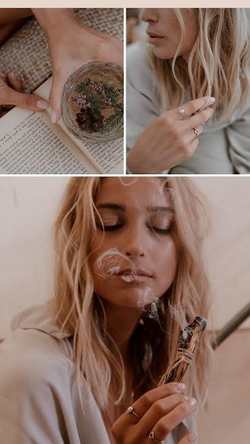 Fragrant Smoke - Instagram Story Template