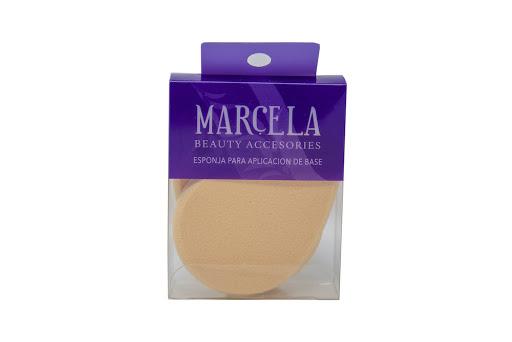 esponja marcela facial para aplicación de base