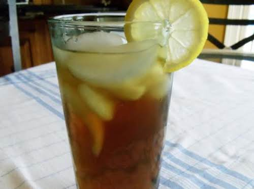 "Southern Sweet Tea ""Perfect! It's not watered down nor does it have..."