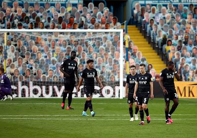 Angleterre : Trois clubs historiques relégués en D3, WBA remonte en Premier League