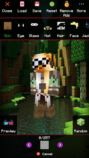 Custom Skin Creator Minecraft 2.0.0 screenshots 5