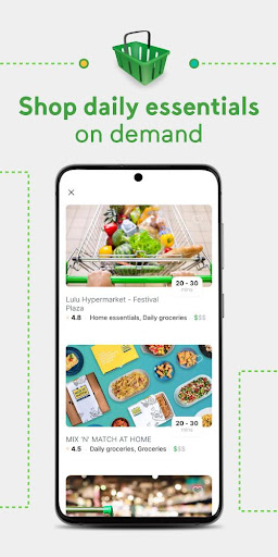 Careem - Rides, Food, Shops, Delivery & Payments screenshot 5