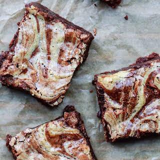 Tahini Brownies.