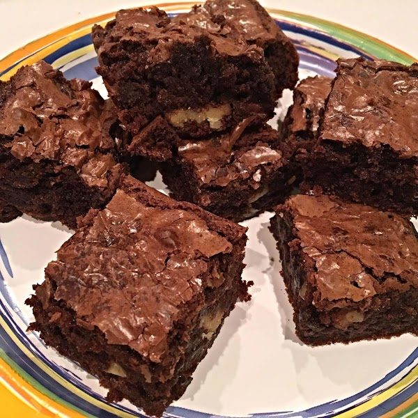 ~ Majestic Brownies ~ Family Approved! Recipe