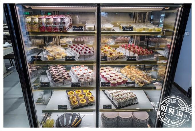 饗麻饗辣甜點櫃