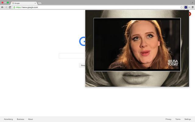 Adele(ing)