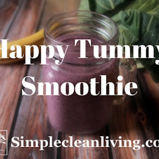 Happy Tummy Smoothie