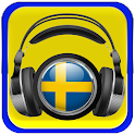 Sweden Live Radio icon